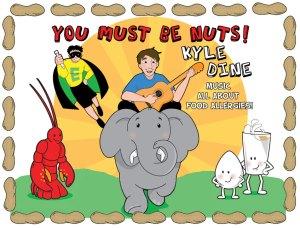 Kyle Dine Sign