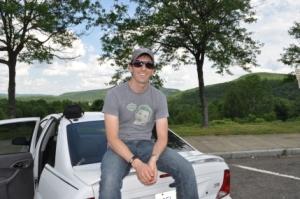 Kyle Dine Road Trip