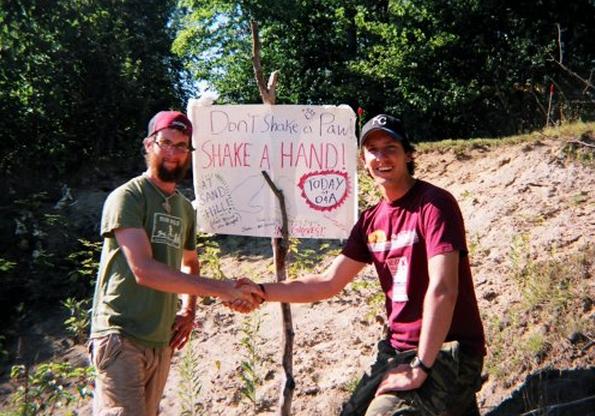 Camp shananagans