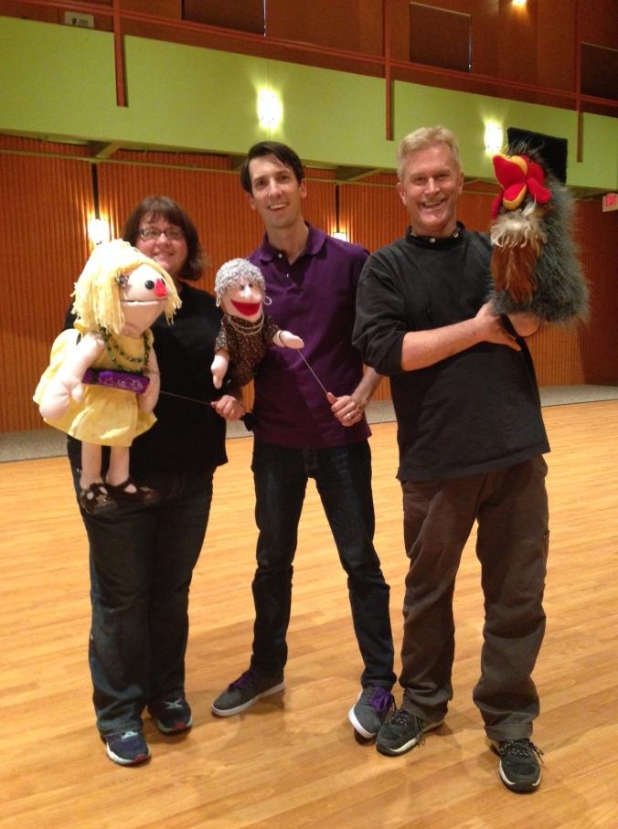 Kat, Kyle and Bob