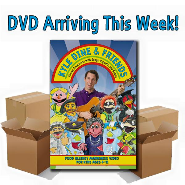 Kyle Dine DVD Arriving September